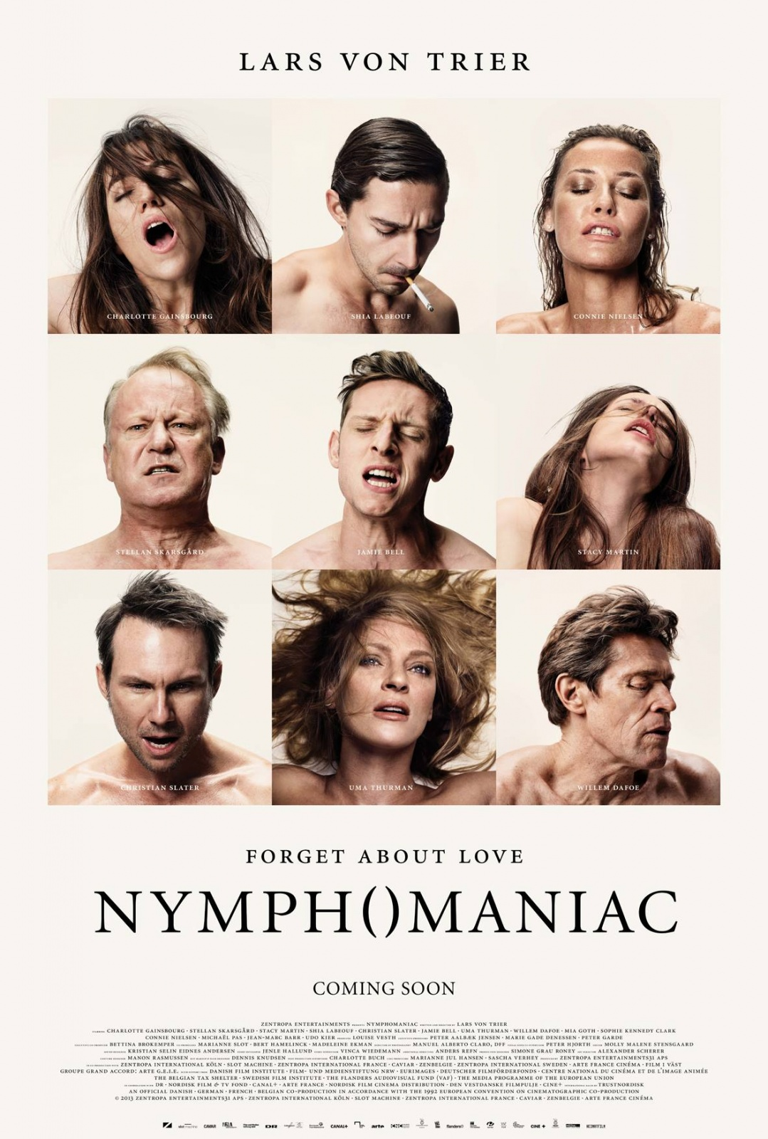 Nymphomaniac At Movie Theatre Porn Vid nymphomaniac (2014) review | it's a small film world, after all!